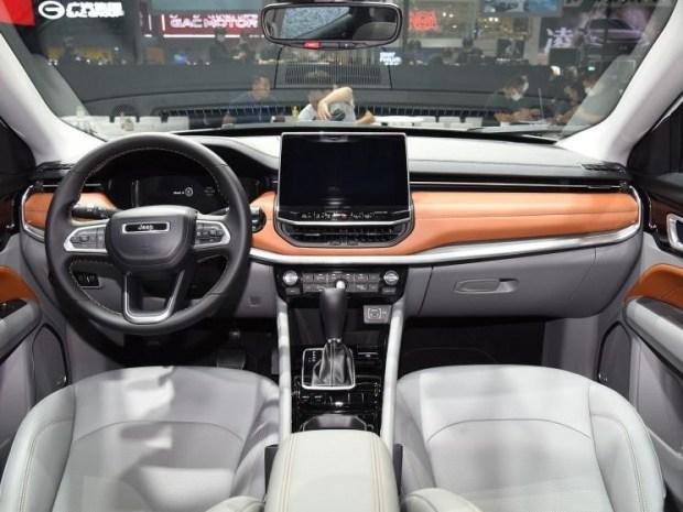 Jeep представил обновленный Compass