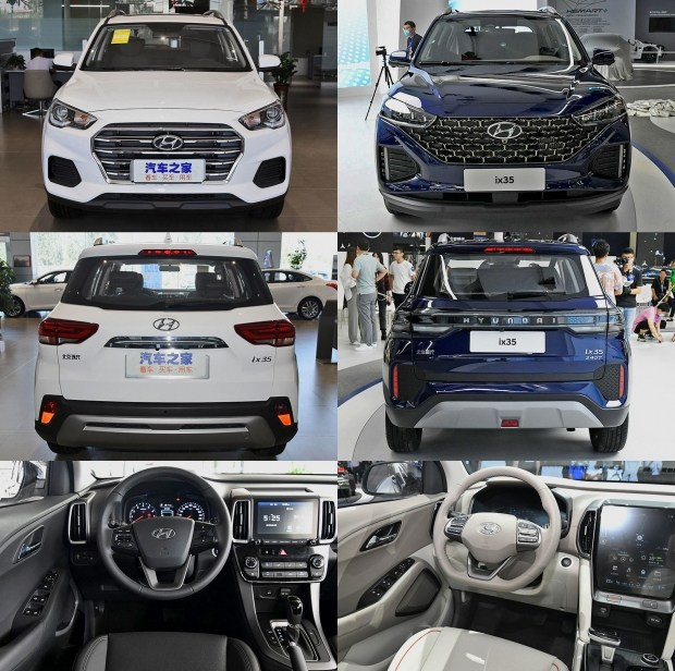 Hyundai ix35: молод телом, стар душой