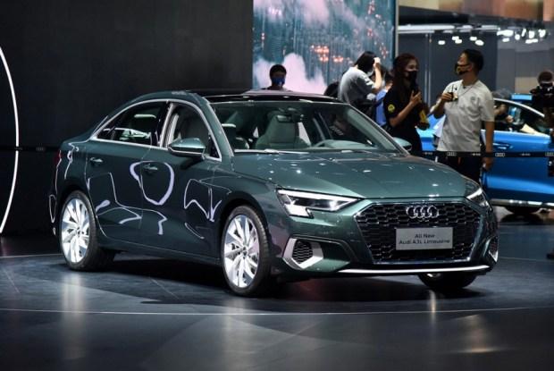 Audi презентовала A3 для водителя