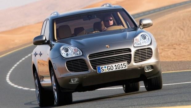 Новый Tiguan R оказался быстрее Porsche Cayenne Turbo S