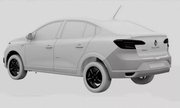Новый Renault Logan для Украины