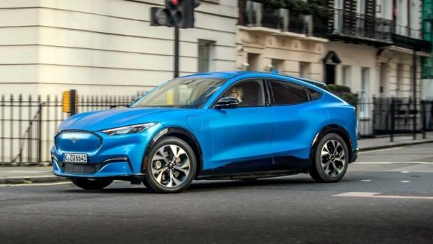 Ford и его новый электромобиль в Европе