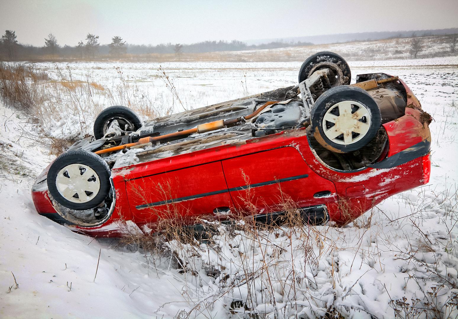 5 способов сломать автомобиль зимой на ровном месте