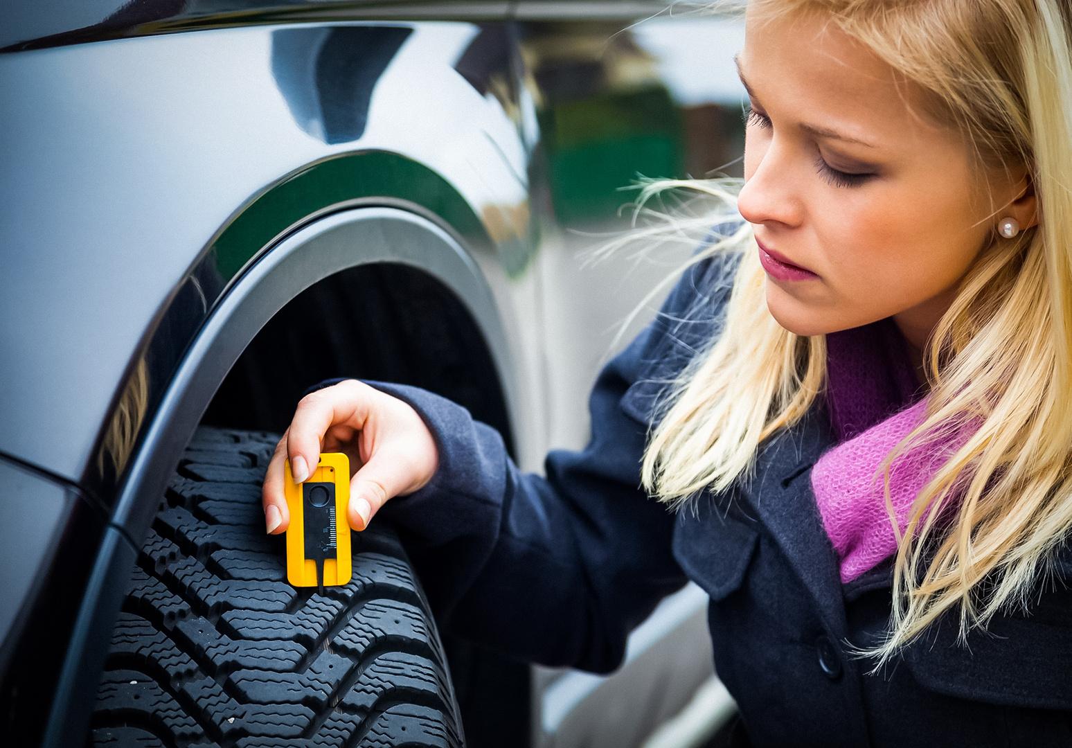 Как правильно выбрать подержанные зимние шины