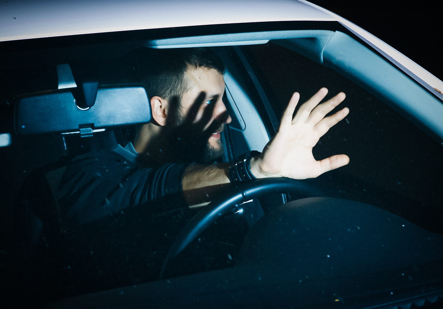 4 ночные ошибки водителей, ведущие к авариям
