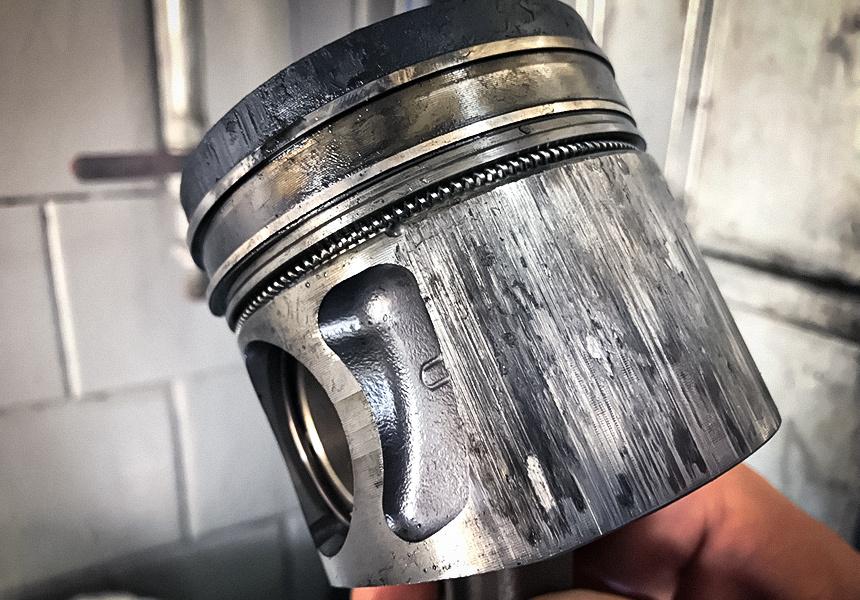 Причины, почему двигатель стал есть масло