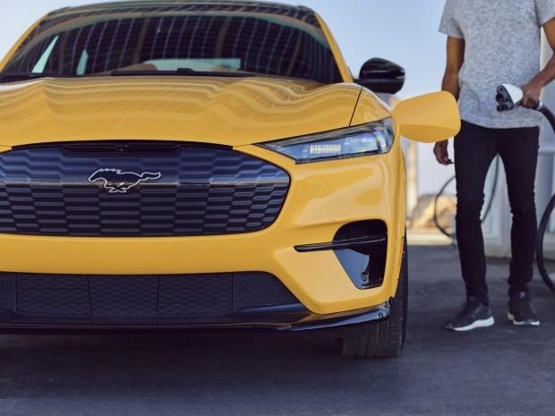Ford представил самый быстрый Mustang