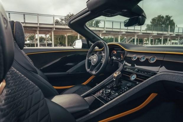 Твидовый Bentley