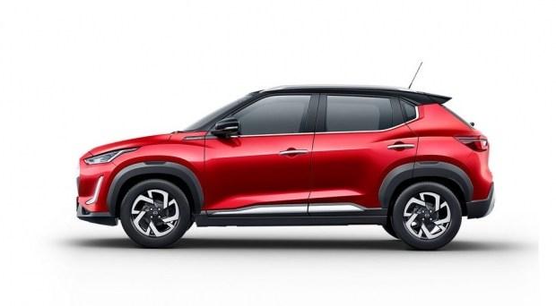 Nissan открыл прием заявок на кроссовер Magnite