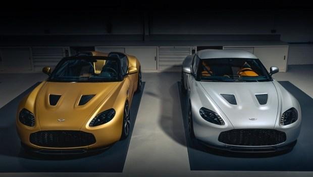 Первые из 19: коллекционные Aston Martin в честь 100-летия Zagato