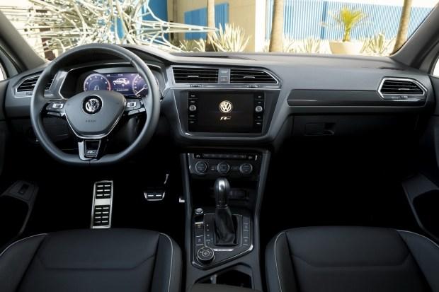VW отзовет более 10 тыс. Тигуанов