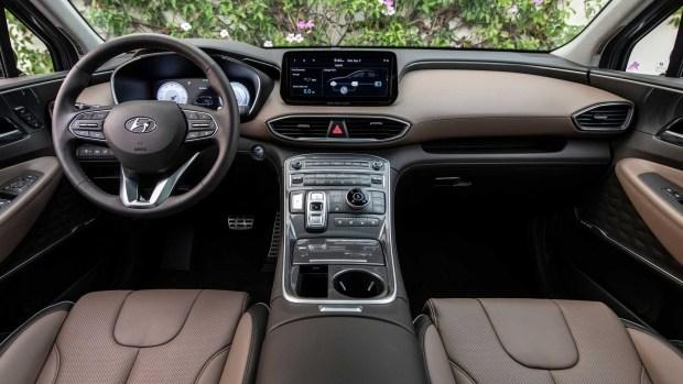 Прайс на обновленный Hyundai Santa Fe