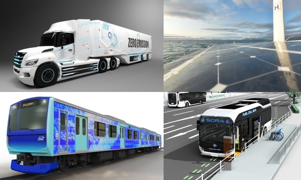Toyota помогла создать Японскую водородную ассоциацию