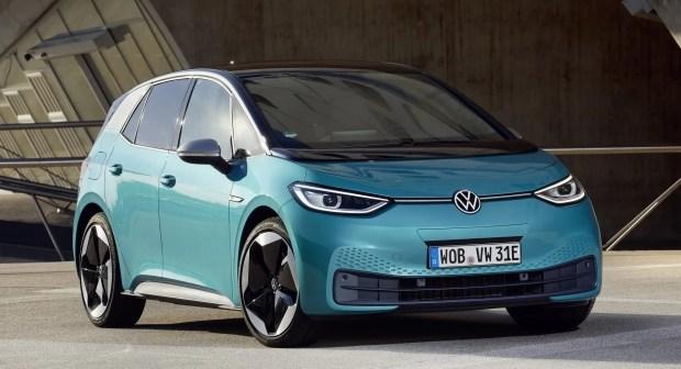 ID.3 снова в деле: VW решил проблему с ПО