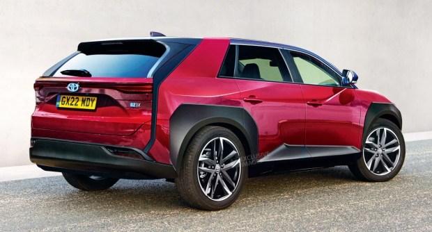 Новая Toyota BZ: первый полностью электрический авто марки