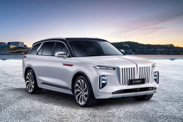 Китайский «Rolls-Royce» приедет в Европу с ценами, как у «немцев»