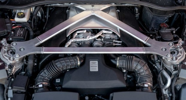 Aston Martin продолжит продавать машины с ДВС, несмотря на запреты