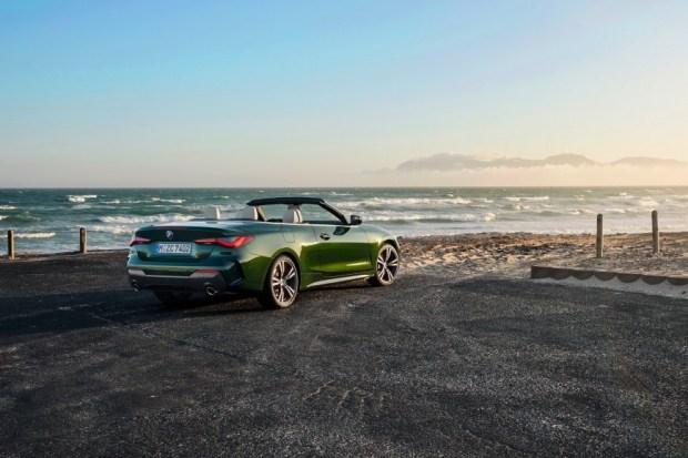 Сколько нужно потратить на кабриолет BMW 4-й серии?