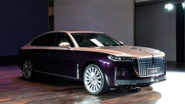 В Китае сразу две модели стали «Автомобилем года»