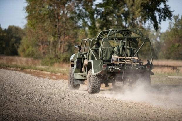 General Motors погрузился в военный бизнес