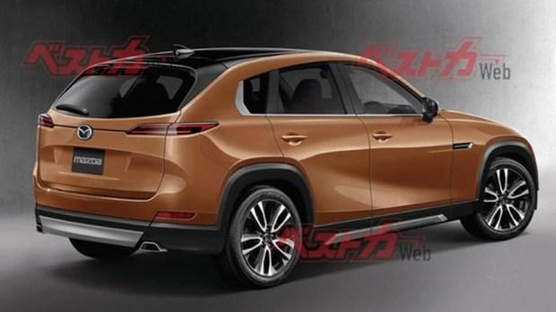 Mazda готовит преемника CX-5