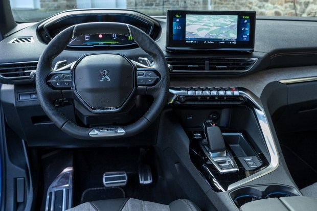 Новий Peugeot 3008 вже в Україні: яскравий дизайн, передові технології, сучасні системи безпеки