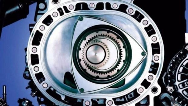 Mazda вернется к ротору в 2022 году