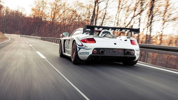 Porsche Carrera GT для гонок за миллион долларов