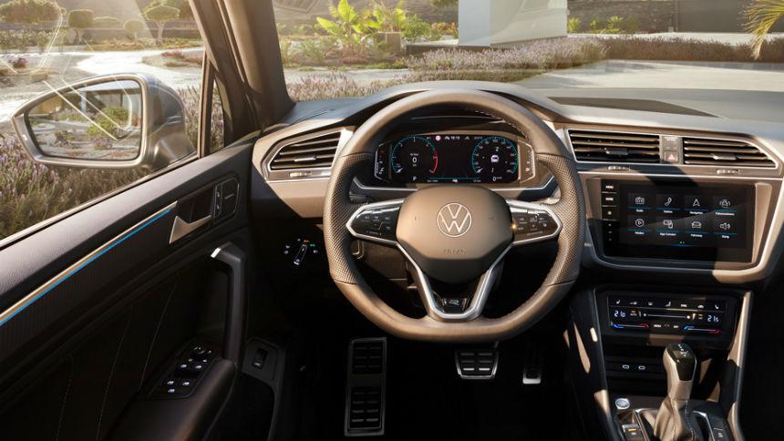 Volkswagen Tiguan обновился и подешевел в России