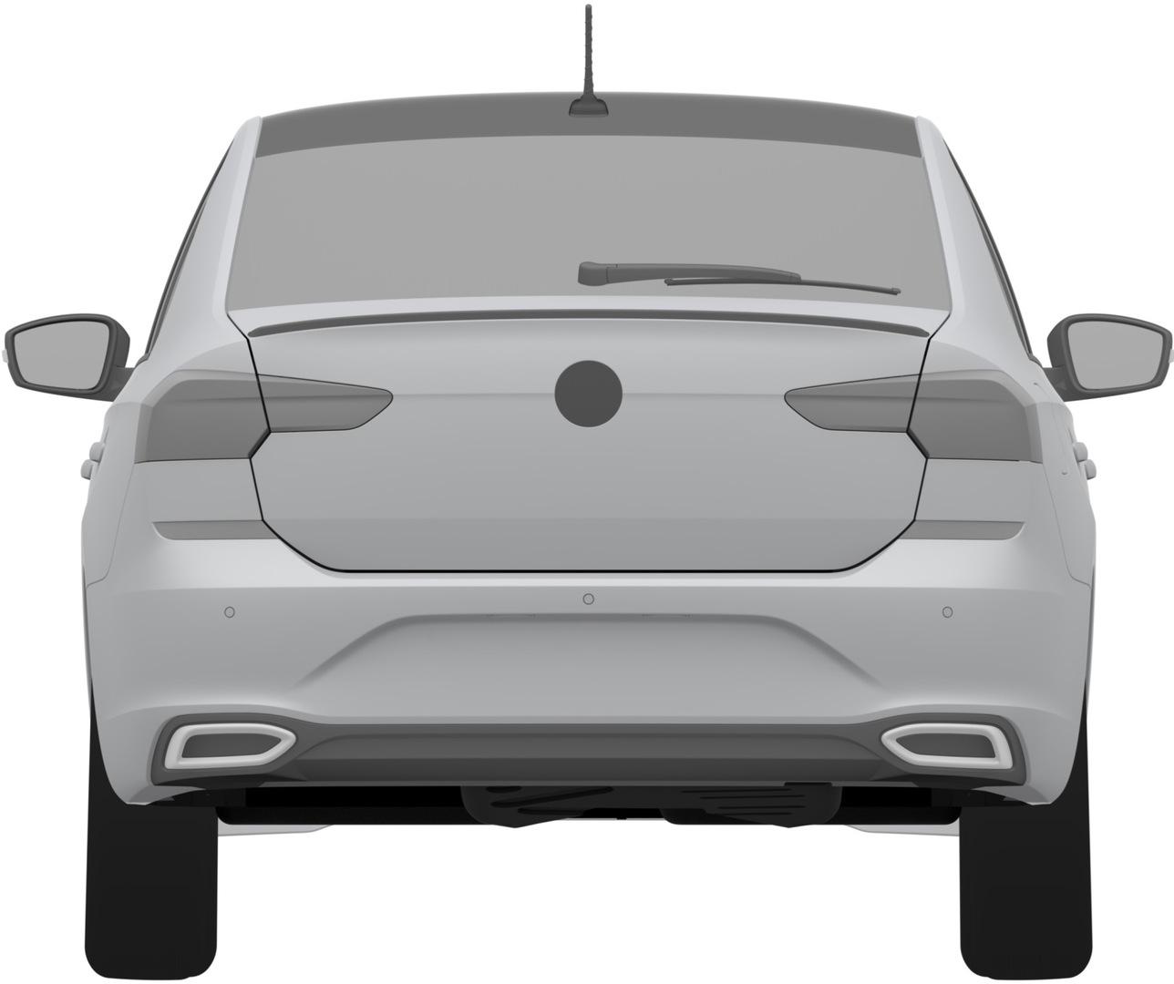 Volkswagen запатентовал «спортивный» Polo