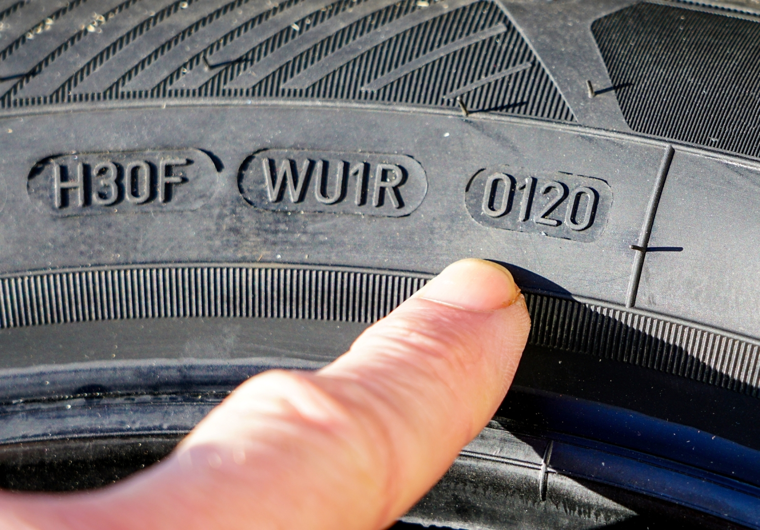 Что означает основная маркировка автомобильных покрышек