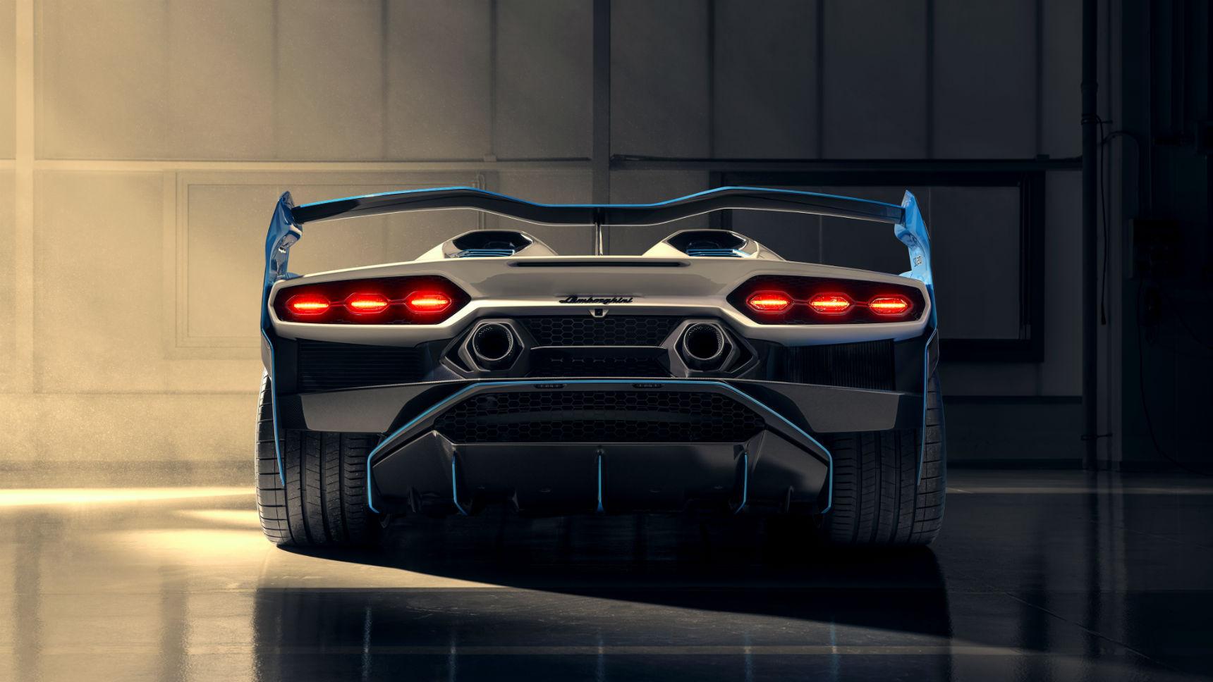 Lamborghini презентовал уникальный спидстер