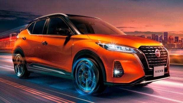 Nissan раскрыл интерьер Kicks Autech