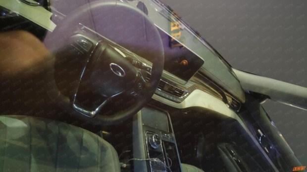 Ford готовит новый SUV