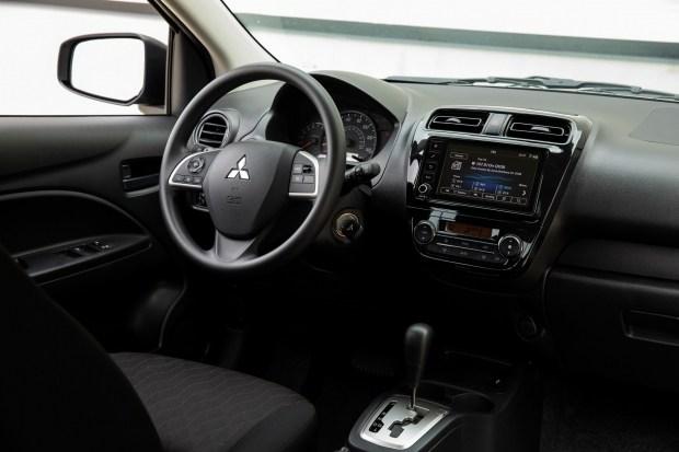 Mitsubishi обновляет модель Mirage