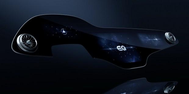 S-Class отдыхает: новый Гиперэкран для электрического Mercedes (видео)