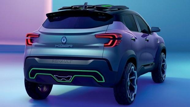 Renault Kiger: известна дата дебюта
