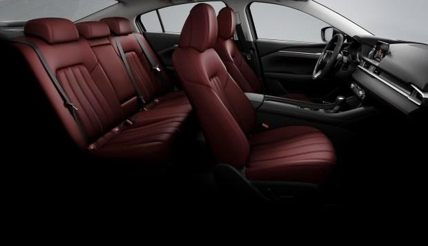 Mazda 6 обновилась