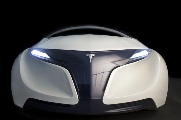 Новый дизайн Tesla: только для особого рынка