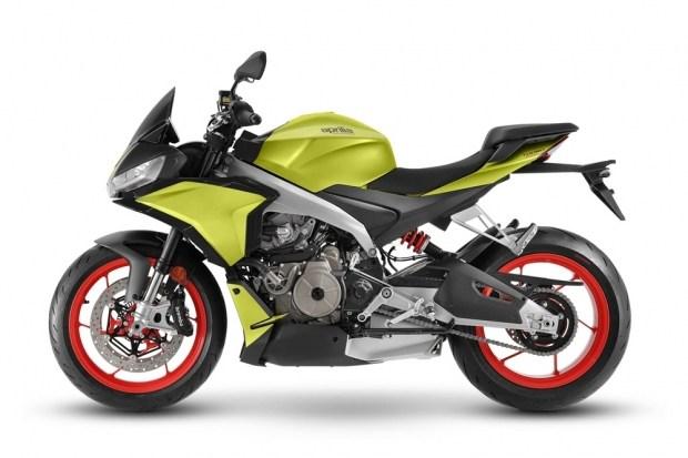 Новый мотоцикл Aprilia Tuono 660