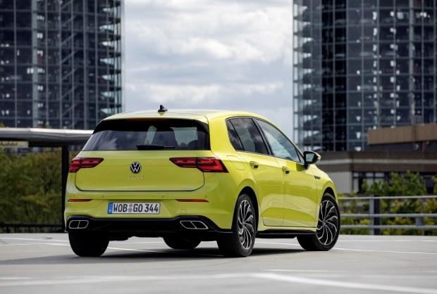 Компания Volkswagen отправит на ремонт 56 000 автомобилей Golf