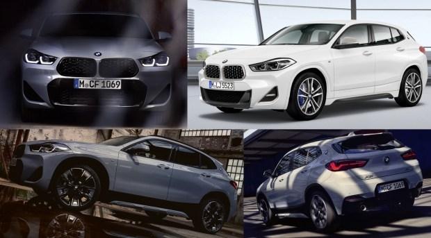 BMW X2 M Mesh: «фейковый спорт» для британцев