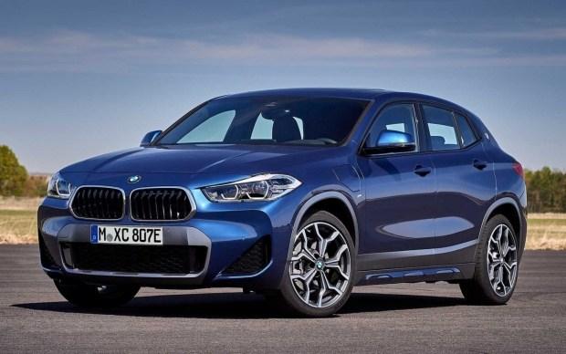 Подробности о новом BMW X2