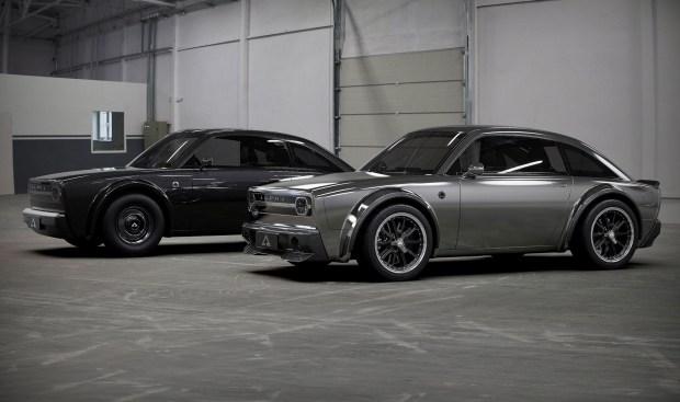 Калифорнийский стартап Alpha представил «заряженный» Ace Coupe