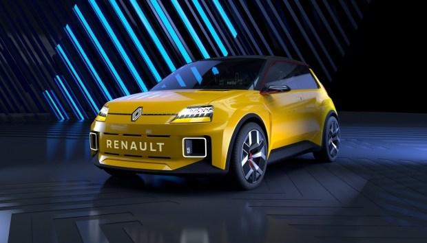 Где пропишется возрожденный Renault 5?