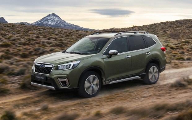Subaru не покинет Европу, несмотря на слабые продажи