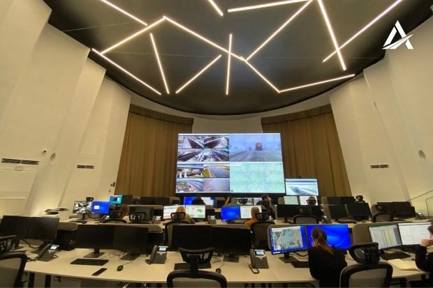 В Укравтодоре заработал штаб по ликвидации чрезвычайных ситуаций на дорогах госзначения (фото)