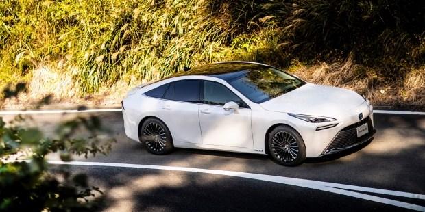 Toyota завоевала мировое лидерство