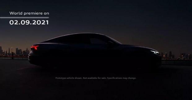 Audi e-tron GT RS: изветсна дата дебюта