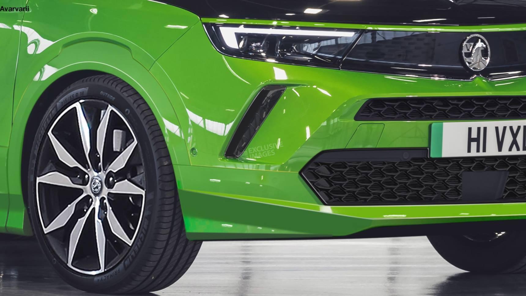 Opel вновь будет выпускать «горячие» автомобили OPC/VXR